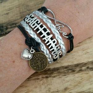 Sagittarius bracelet! For the optimistic Sagittari